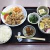 京助 - 料理写真:日替りおふくろ定食750円