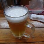117613300 - 生ビール¥500