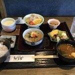 美食たなか - 料理写真:日替わり1080円はコスパ良好