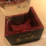 地物産品料理処根ぼっけ - ニセコ酒造純米(680円)