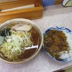 熊公 - ラー麺、カレー