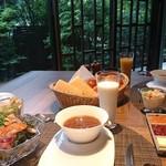 鬼怒川金谷ホテル - 料理写真:素晴らしい朝食でした‼︎