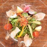 野菜レストランさいとう - 料理写真:【ランチ】今月の前菜