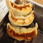 肉汁餃子のダンダダン - 肉汁焼餃子6個460円