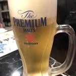 がるぼ - 生ビール