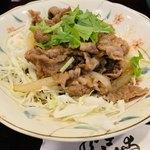 愛志蔵 - 肉炒め