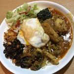 NEPALI CUISINE HUNGRY EYE Dine & Bar - カジャセット