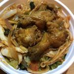 NEPALI CUISINE HUNGRY EYE Dine & Bar - チョウミン テイクアウト