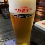 あきた美彩館 - 生ビール