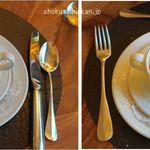 HOTEL REGINA - 夕食。HOTEL REGINAホテルレジーナ(ウェンゲン,スイス)食彩品館.jp撮