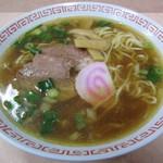 麺家 青空 - 煮干しラーメン