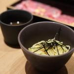 神戸牛 しゃぶしゃぶ おもき 離れ - つけ麺