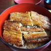 源与門 - 料理写真:三方五湖産 天然鰻 うな丼上