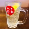 食事処 旬菜亭 - ドリンク写真:ハイボール(460円)