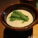 高台寺羽柴 - ゆば鍋