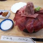 竹寿司 - マグロは以前よりパワーアップした感じがします。