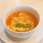 イート - チャーチャースープ