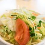 イート - サラダ