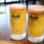 焼肉一番 - 生ビール
