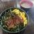 神田 大人の沖縄料理店 ぐしけん - 料理写真:炙り角煮丼 ¥990