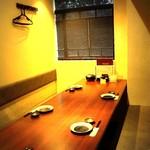 四味屋 - 内観写真:個室