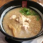 リューズヌードルバー - 鶏白湯