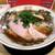 拉麺 神社 - 料理写真:濃厚醤油中華そば