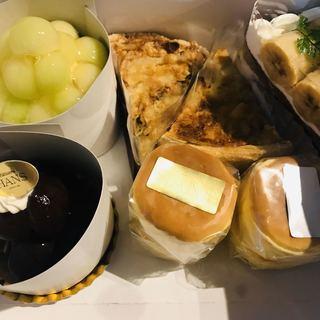 HANS洋菓子店 - 料理写真: