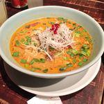 青龍門 - 坦々麺