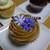 ローラズ カップケーキ - 料理写真:ロイヤルミルクティー