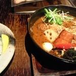 スープカレーGARAKU - チキン
