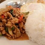 タイレストランパヤオ - しっかりタイ米でこだわる