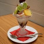ミキ フルーツ カフェ - 料理写真: