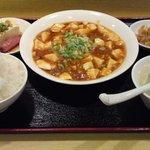 11770589 - 麻婆豆腐定食