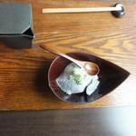 11770970 - ゴマの手作り豆腐
