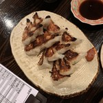 117702373 - 一口餃子 焼き餃子