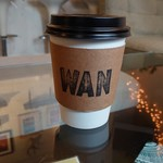 COFFEE STAND WAN - プレミアムブレンド550円