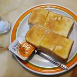 喫茶室マロニエ - トースト