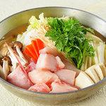 【味噌スープ】北海道あんこう鍋