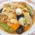 餃子の王将 - 中華丼