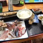 海宝丸 - 料理写真:刺身定食1500円