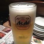 創業70年老舗餃子バル 餃子家 龍 - ビールに合う料理がたくさん。