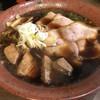 岡ほし - 料理写真:鮪中華そば