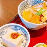 豆腐料理専門店 恋美豆腐 雲白 -