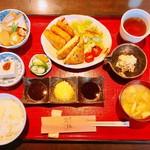 豆腐料理専門店 恋美豆腐 雲白 - 雲白御膳1300円