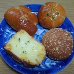 パンマルシェ - 料理写真: