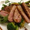 オッティモ - 料理写真:フランス産鴨胸肉のロースト