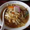 極濃湯麺シントミ - 料理写真:しおタンメン 730円