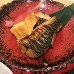 旬菜三山 - 鯖と赤むつ