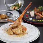 中国料理 舜天 - 11月12月おすすめディナー「架橋」
